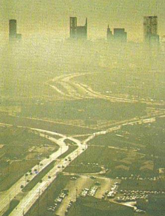 Smog fotoquimico efectos en el medio ambiente 93